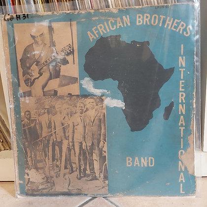 African Brothers International Band [Happy Bird – LPJN 02]