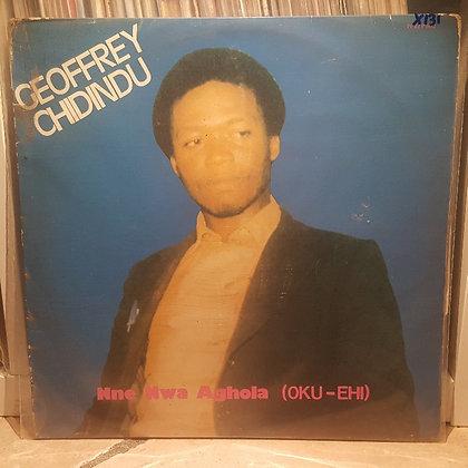 Geoffrey Chidindu - Nne Nwa Aghola [Paddy Funk]
