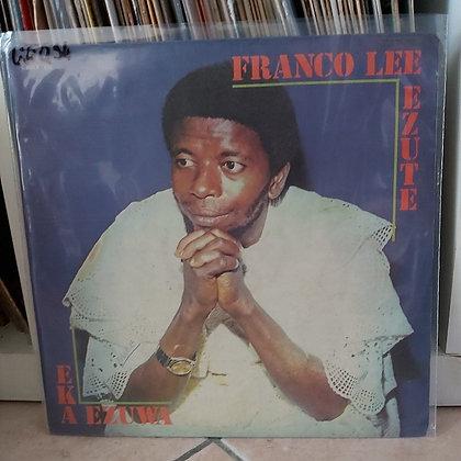 Franco Lee Ezute – Eka Ezuwa [Polydor]