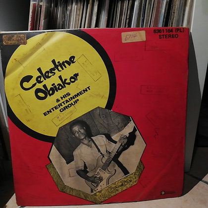 Celestine Obiakor & His Entertainment Group [Philips]