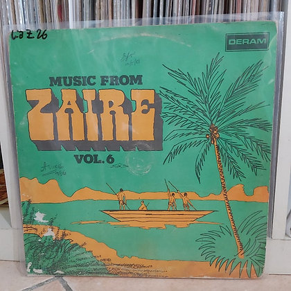 Music From Zaire Vol. 6 [Deram]