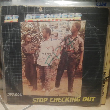 De Planners ‎– Stop Checking Out [Coconut]