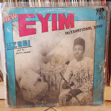 New Eyim International Band - Uzodi [Fina Records]