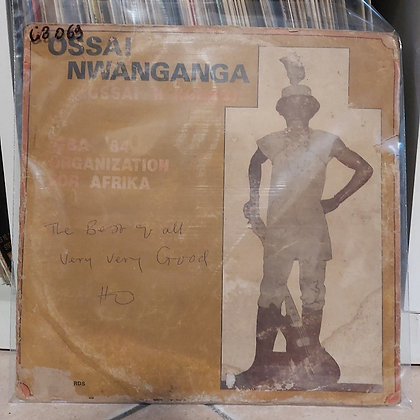 Ossai Nwanganga - Igba 84 Organization For Afrika [Golden Gate]