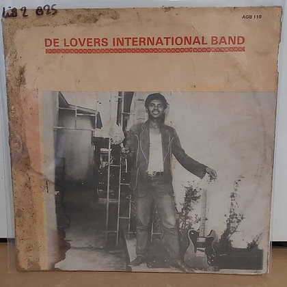 De Lovers International Band [Akpolla – AGB 110]