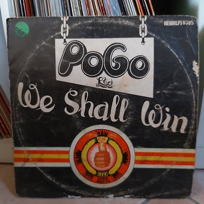 Pogo Limited – We Shall Win [EMI]