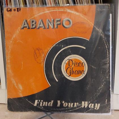 Abanfo - Find Your Way [Jomo]