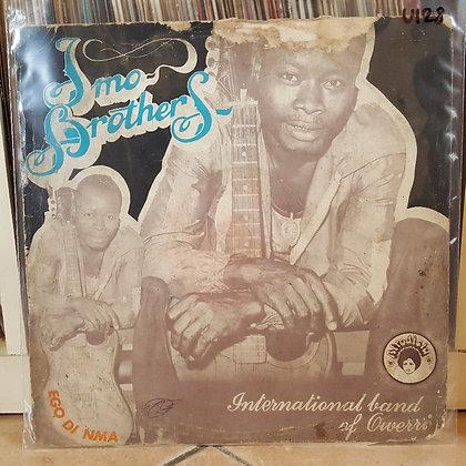 Imo Brothers International Band Of Owerri – Ego Di Nma [Afrodisia]