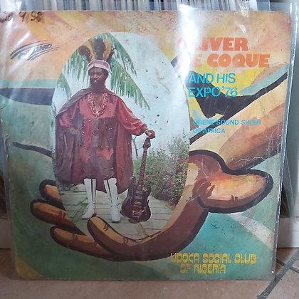 Oliver De Coque And His Expo'76 - Udoka Social Club Of Nigeria