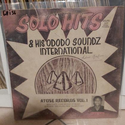 Solo Hits & His Ododo Soundz International [Atose Records – ATLPS 001]
