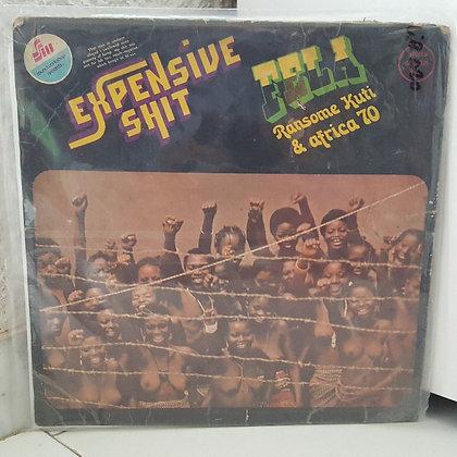 Fela - Expensive Shit [Soundworkshop Records – SWS (LP) 1001]