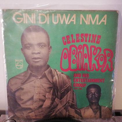 Celestine Obiakor And His Entertainment Group – Gini Di Uwa Nma? [Philips]