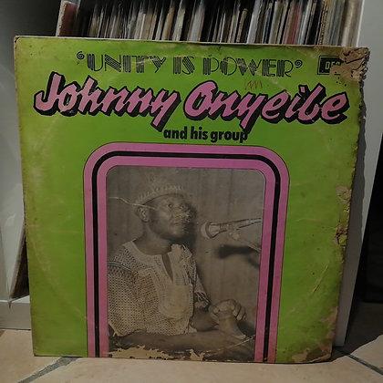 Johnny Onyeibe - Unity Is Power [Decca]