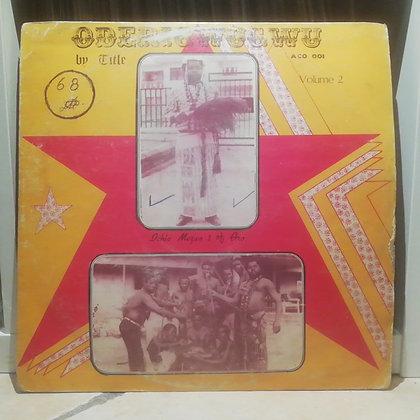 Pericomo Okoye & His Traditional Dance Group [A.C.O. Records] Deep Traditional