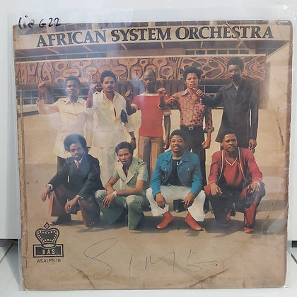 African System Orchestra [RAS – ASALPS 16]