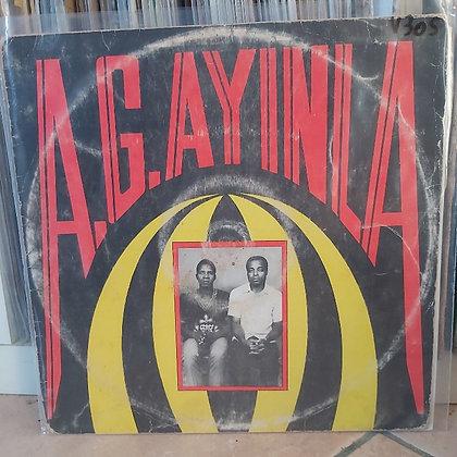 AG Ayinla [Arewa Sounds]