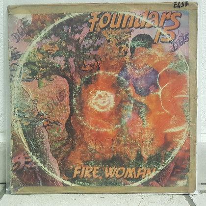 Foundars 15 Rock Group – Fire Woman [EMI]