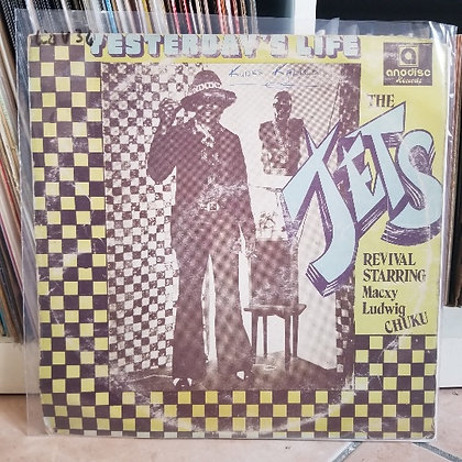 The Jets – Yesterday's Life [Anodisc]