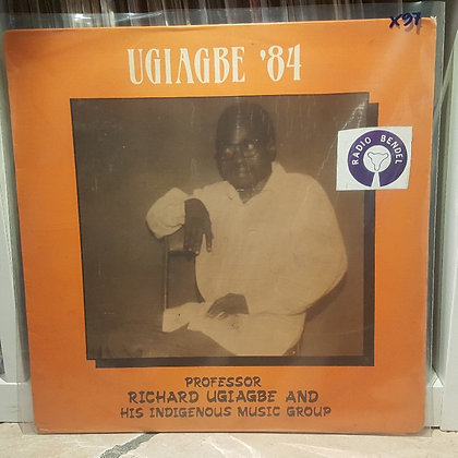 Richard Ugiagbe & His Indigenous Music Group - Ugiagbe 84 [Supremed