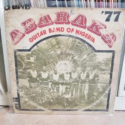 Abaraka '77 Guitar Band Of Nigeria [Feathers]