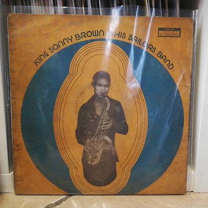 King Sonny Brown & His Sailors Band [Editions Namaco – ENLPS 5]