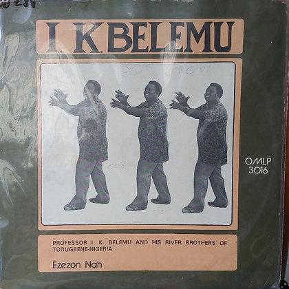 IK Belemu - Ezezon Nah [Okoli Music]