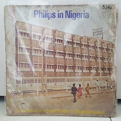 Eddy Okonta And The Aces – Philips In Nigeria [Philips]