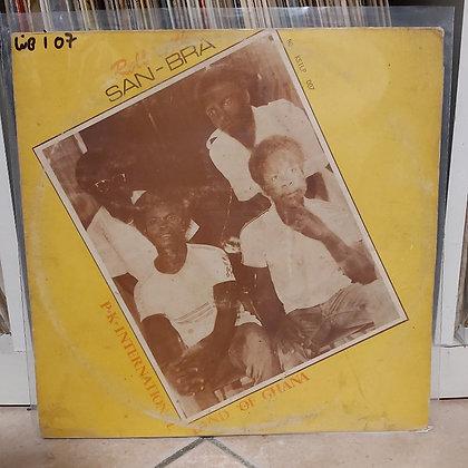 P.K. Asare International Band Of Ghana – Roll With San-Bra [ Kawawa Sounds]