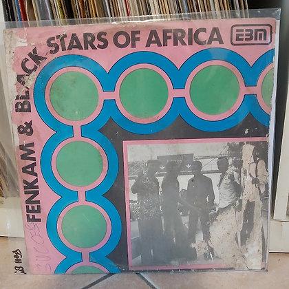 Fenkam & Black Stars Of Africa – Fenkam & Black Stars Of Africa [EBM]