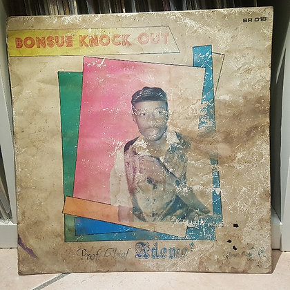 Prof. Chief Adewale Ayuba - Bonsue Knock Out [Success]