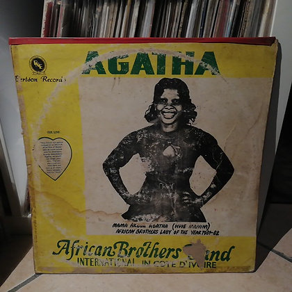 African Brothers Band International – Agatha [Disco Stock]