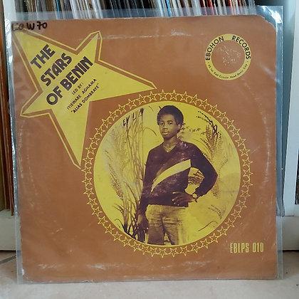 The Stars Of Benin [Ebohon Records – EBLPS 010]