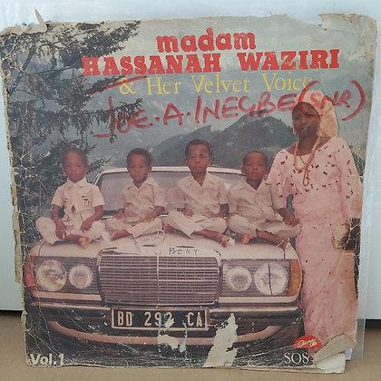 Madam Hassanah Waziri & Her Velvet Voice – Vol. 1 [Shanu Olu]