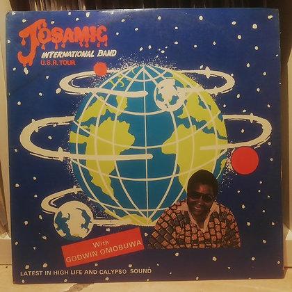 Josamic International Band – U.S.A. Tour With Godwin Omabuwa [Samjoic Records]