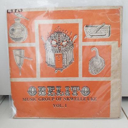 Obelito Music Group Of Nkwelle Uke - Vol 1 [Coconut]