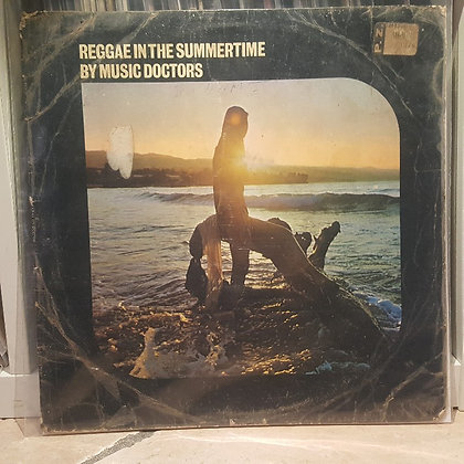 Music Doctors ‎– Reggae In The Summertime [Downtown – TBL 117]