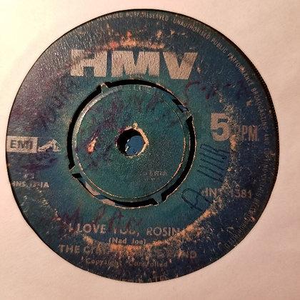 The City 9 Dance Band - Baby Born Throwaway [HMV]