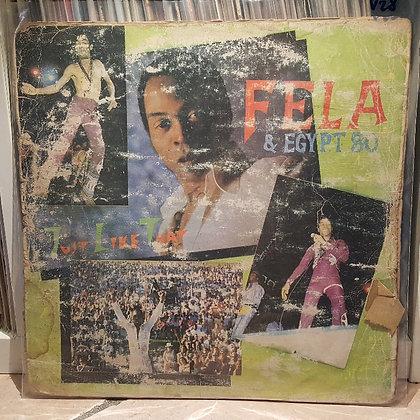 Fela & Egypt 80 – Just Like That [Kalakuta]