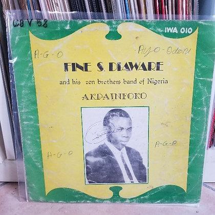 Fine S. Diaware & His Royal Family Dance Band Of Angalabiri [IWA 01
