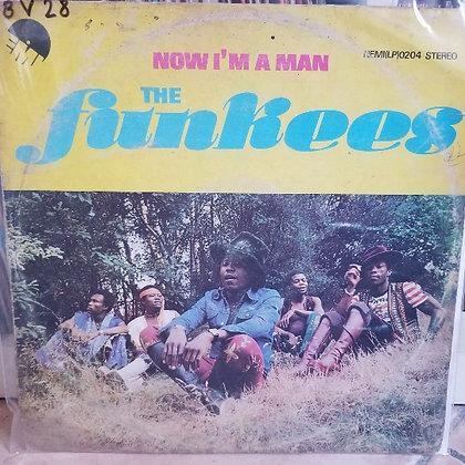 The Funkees – Now I'm A Man [EMI] NEMI0204