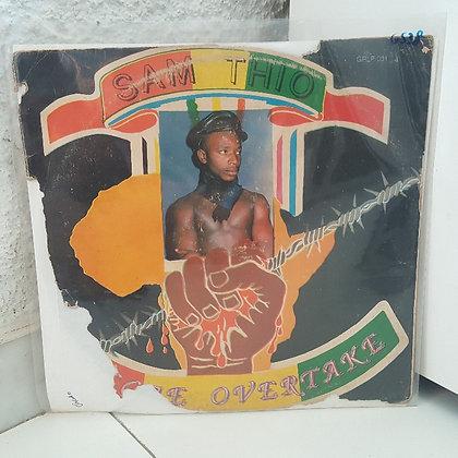 Sam Thio – Reggae Overtake [Graceland Records – GRLP/001]