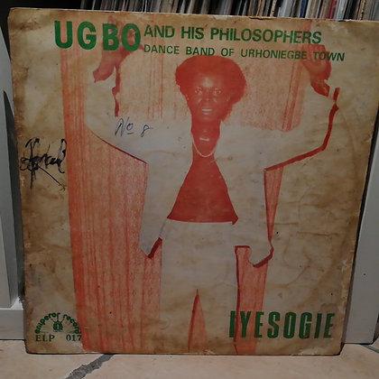 Ugbo & His Philosophers - Iyesogie [Emperor Records]