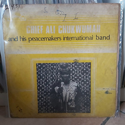 Chief Ali Chukwumah And His Peace Makers International Band [Namaco]