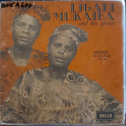 Ligali Mukaiba & His Group - Asabi Kuti [Decca]
