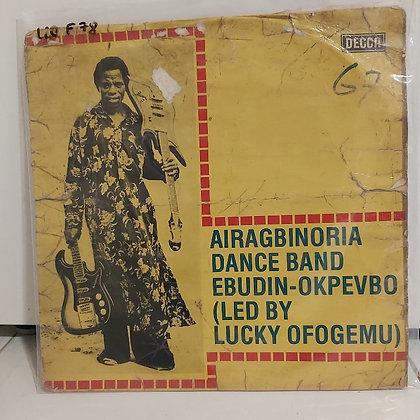 Airagbinoria Dance Band Ebudin-Okpevbo [Decca]