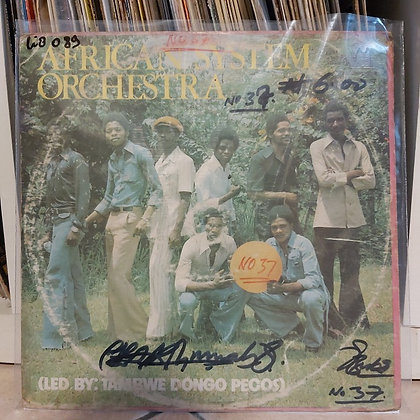African System Orchestra [RAS ASALPS 24]