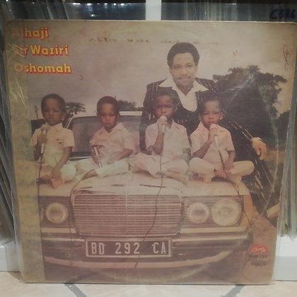 Sir Waziri Oshomah And The Traditional Sound Makers – Vol. 4 [ Shanu Olu]