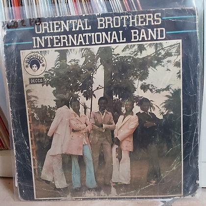Oriental Brothers International Band [Afrodisia]