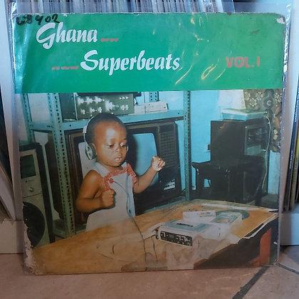 Ghana Superbeats – Vol. 1 [Finger]