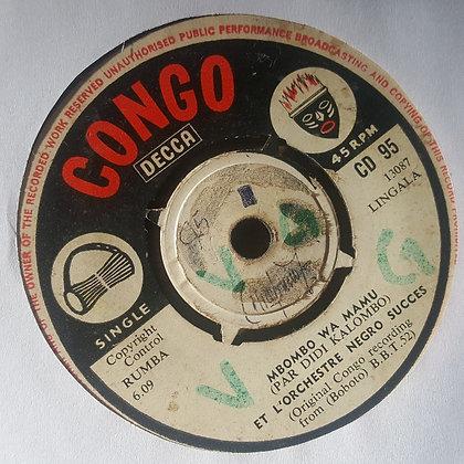 Par Michelino Et L'IOrchestre Festival - Nganda Renkin [Congo Decca]
